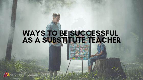 SUBSTITUTE-TEACHER