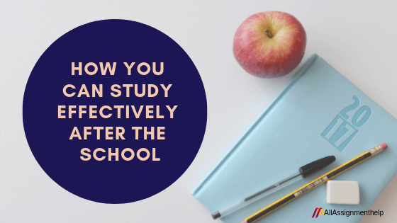 STUDY-EFFECTIVELY