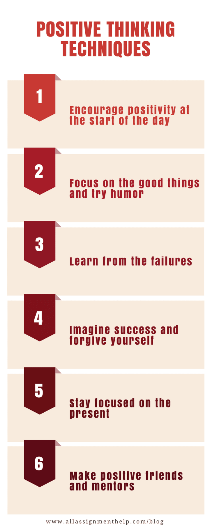 Power Of Negative Thinking >> Positive thinking is the key to success | AllAssignmentHelp.com