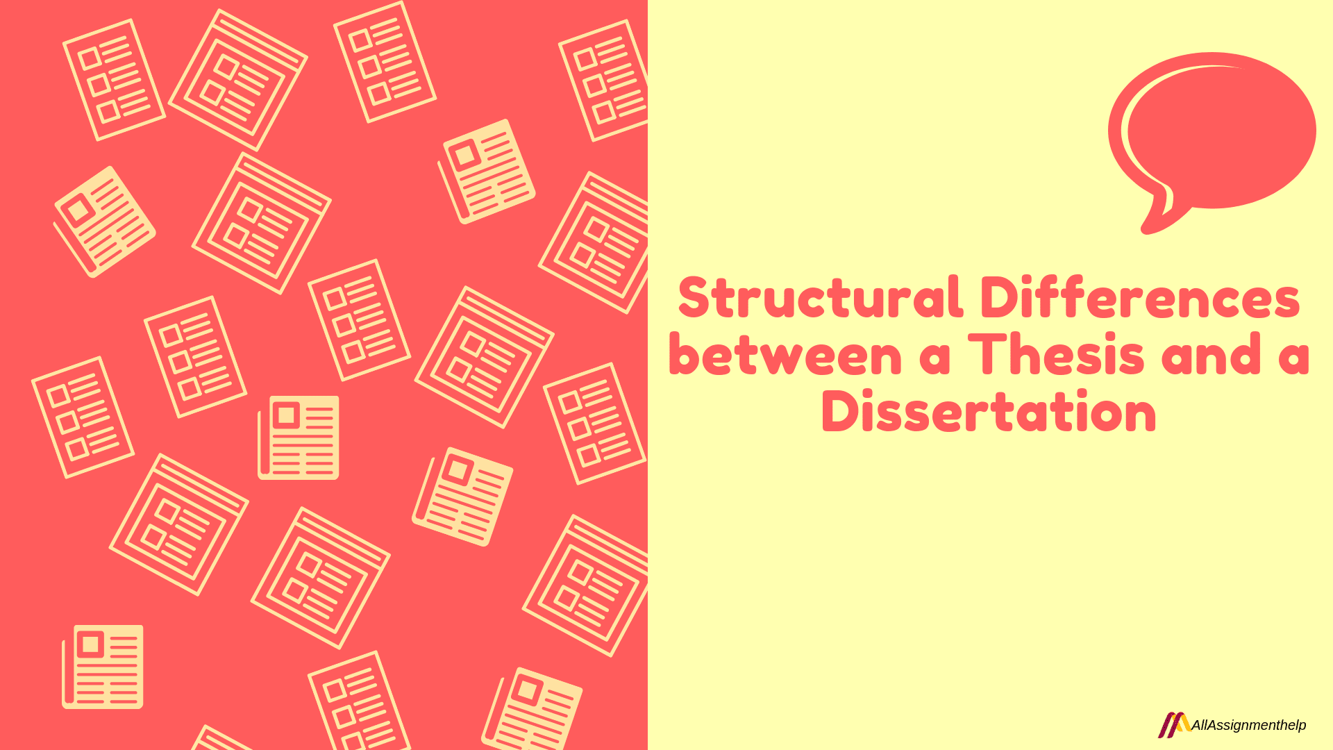 How is a Dissertation Different From a Thesis?