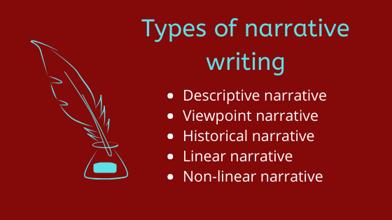 types-of-narrative-writing