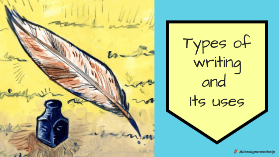 Types-of-writing