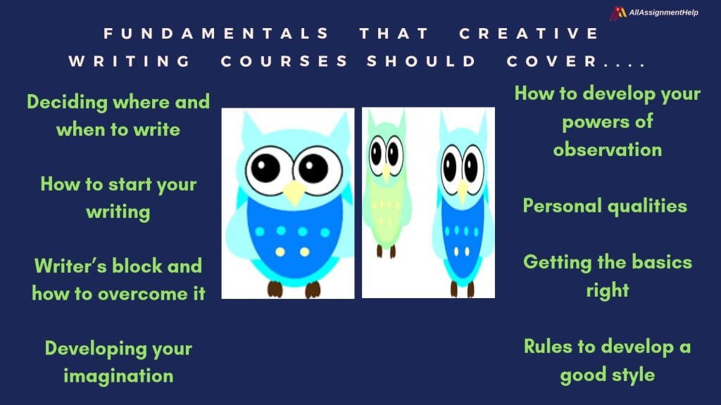 Why Students Should Opt Creative Writing Courses