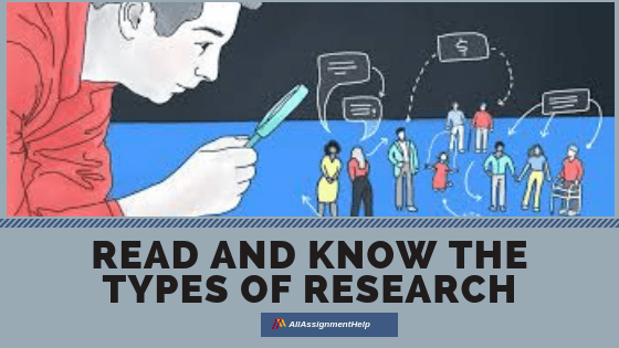 types-of-research