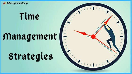 """""""Time management"""" is organizing and making a plan where you divide time for your work and activities."""