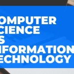Computer Science vs Information