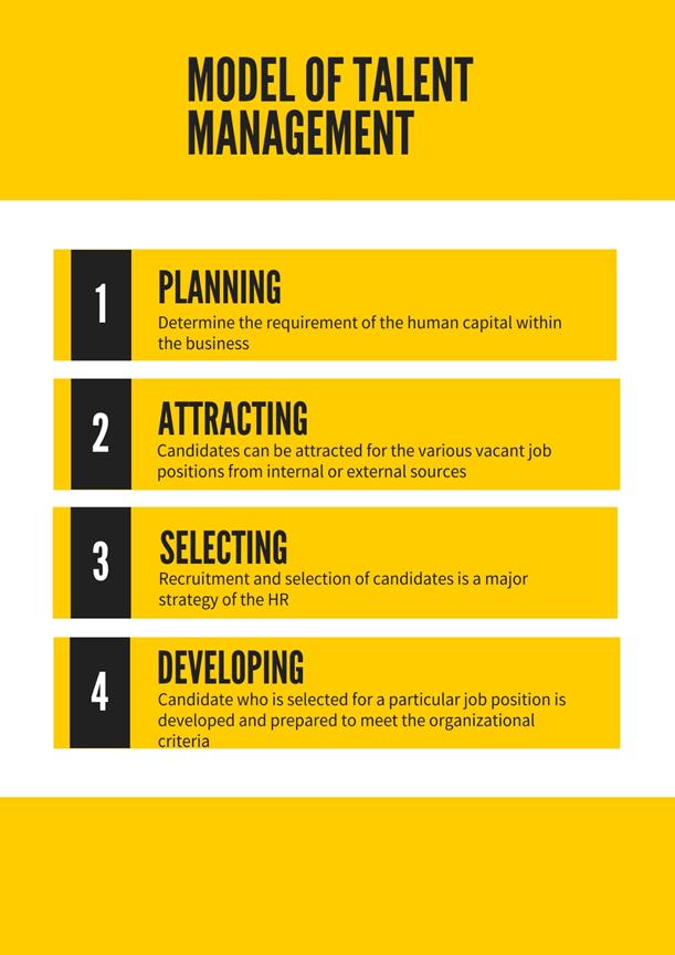 Model of Talent Management