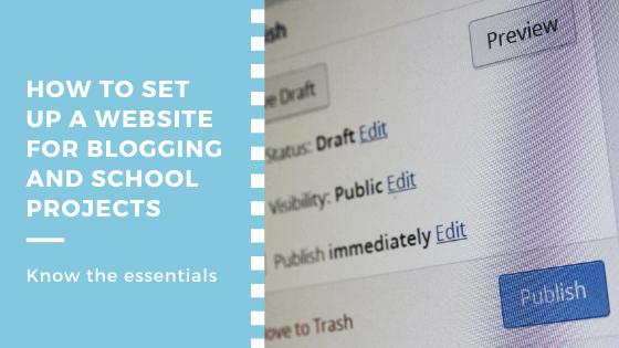 website-for-blogging