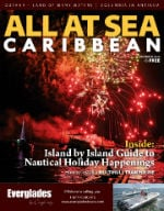 All At Sea - The Caribbean's Waterfront Magazine - December 2016