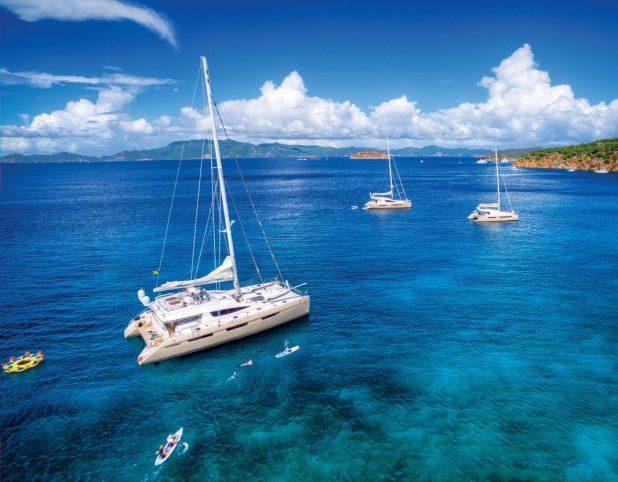 Charter yacht Xenia 50