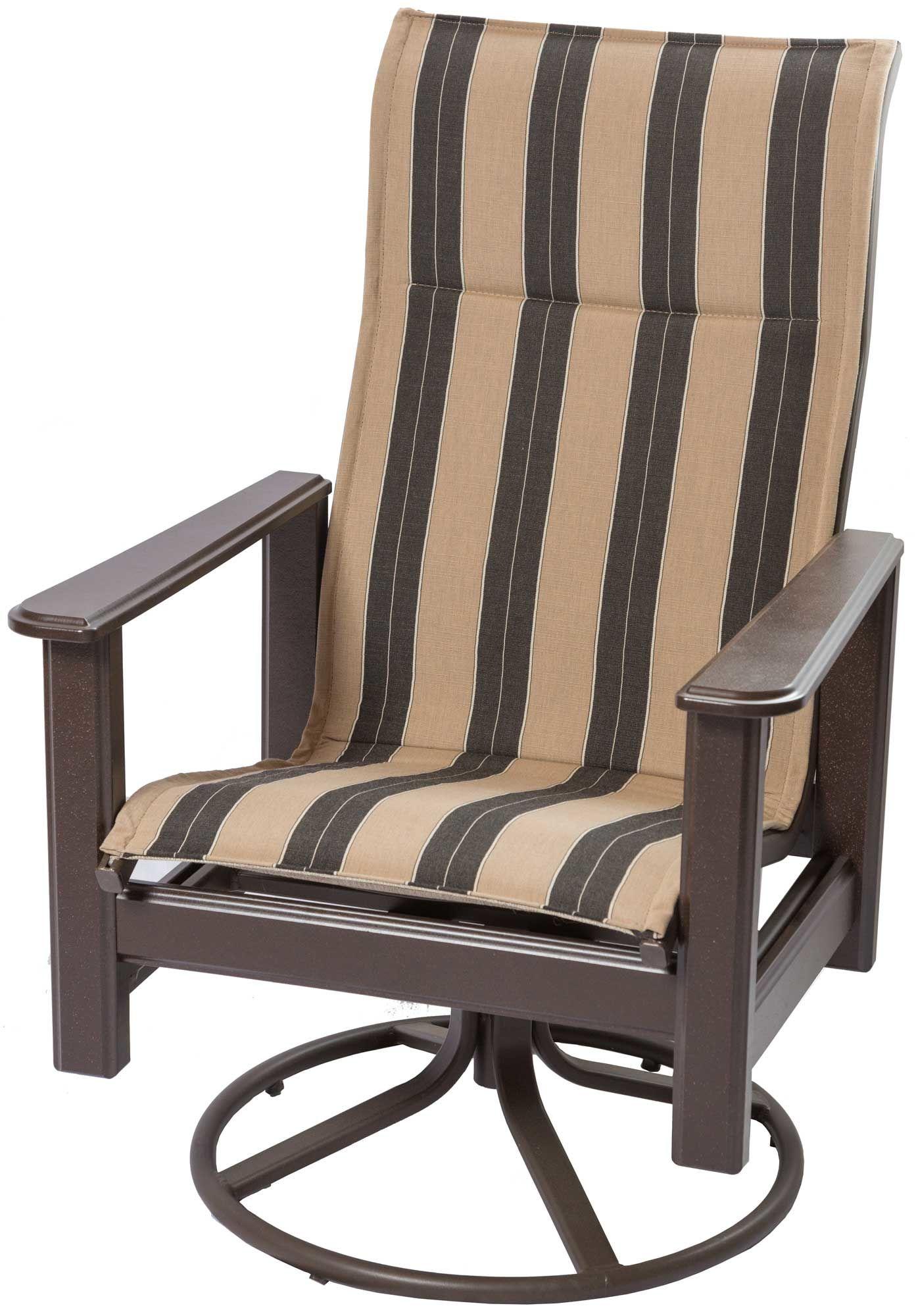 High Back Outdoor Swivel Rocker Outdoor Swivel Rocking Chair