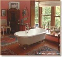 Red Bathroom Design and Decor Inspiration