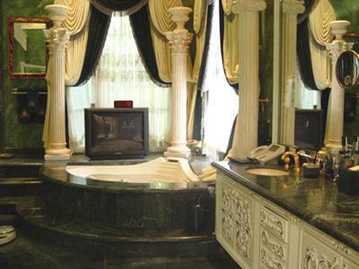 Decadent Luxury Bathroom