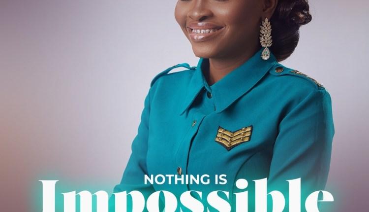 Adebola Bolarinwa, Nothing Is Impossible,