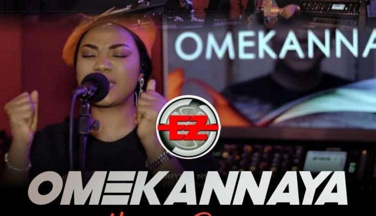 Mercy Chinwo, Omekannaya Remix, Live Studio Session,Mercy Chinwo Omekannaya Remix,Live Studio Session ,Gospel Songs, Nigerian Gospel Music,