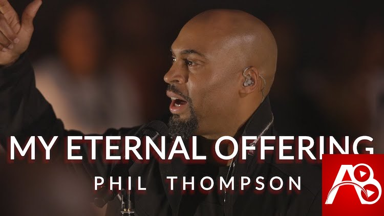 My Eternal Offering by Phil Thompson featuring Tamela Hairston