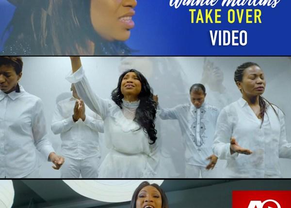 Winnie Martins, TAKE OVER,Winnie Martins TAKE OVER ,Gospel Songs,