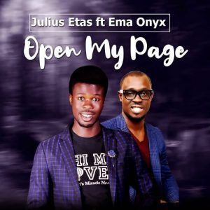 Julius Etas - Open My Page feat. Ema Onyx
