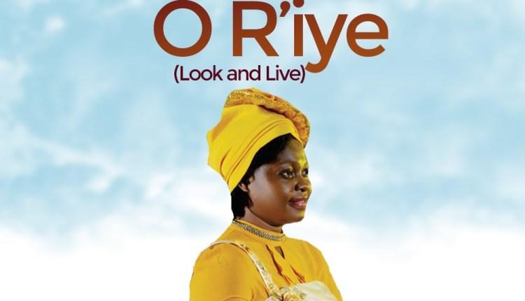 Olubusayo Oladipo - Wo Ki O R'iye (Look and Live)