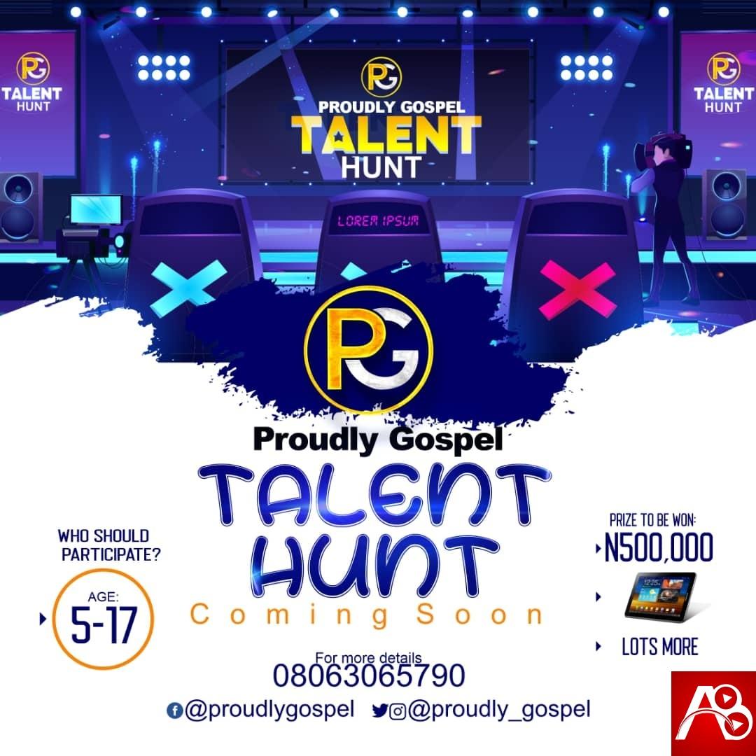 Proudly Gospel Talent Hunt