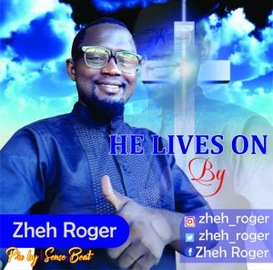 Zheh Roger - He Lives On
