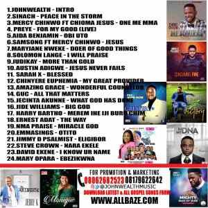Morning Gospel Mixtape Worship