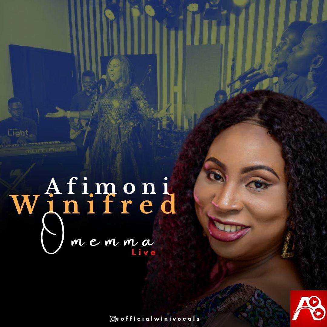 Winifred Afimoni,Omemma,Winifred Afimoni Omemma ,AllBaze,Get More Music @AllBaze.com, Download Naija Gospel songs, DOWNLOAD NIGERIAN GOSPEL MUSIC