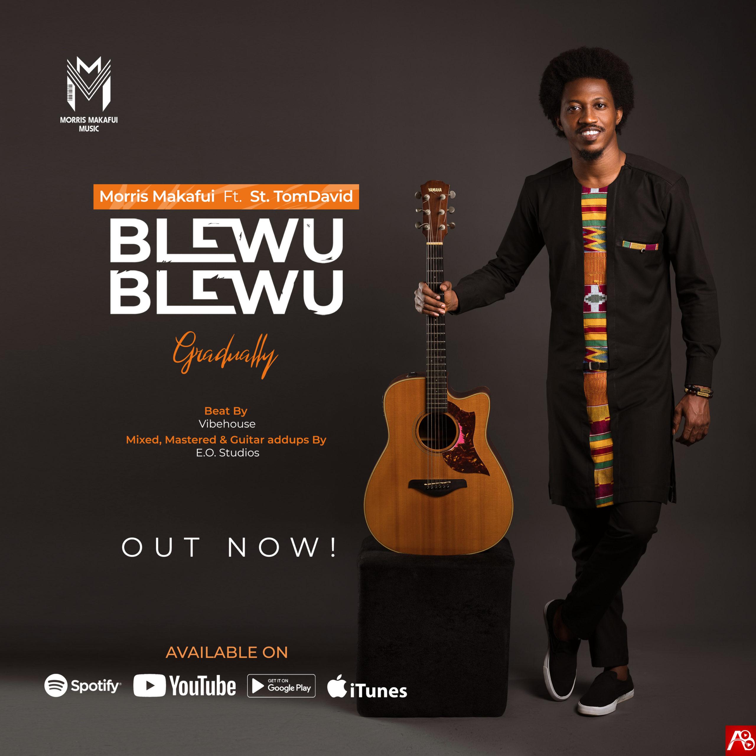 Morris Makafui - Blewu Blewu 'Gradually St. TomDavid