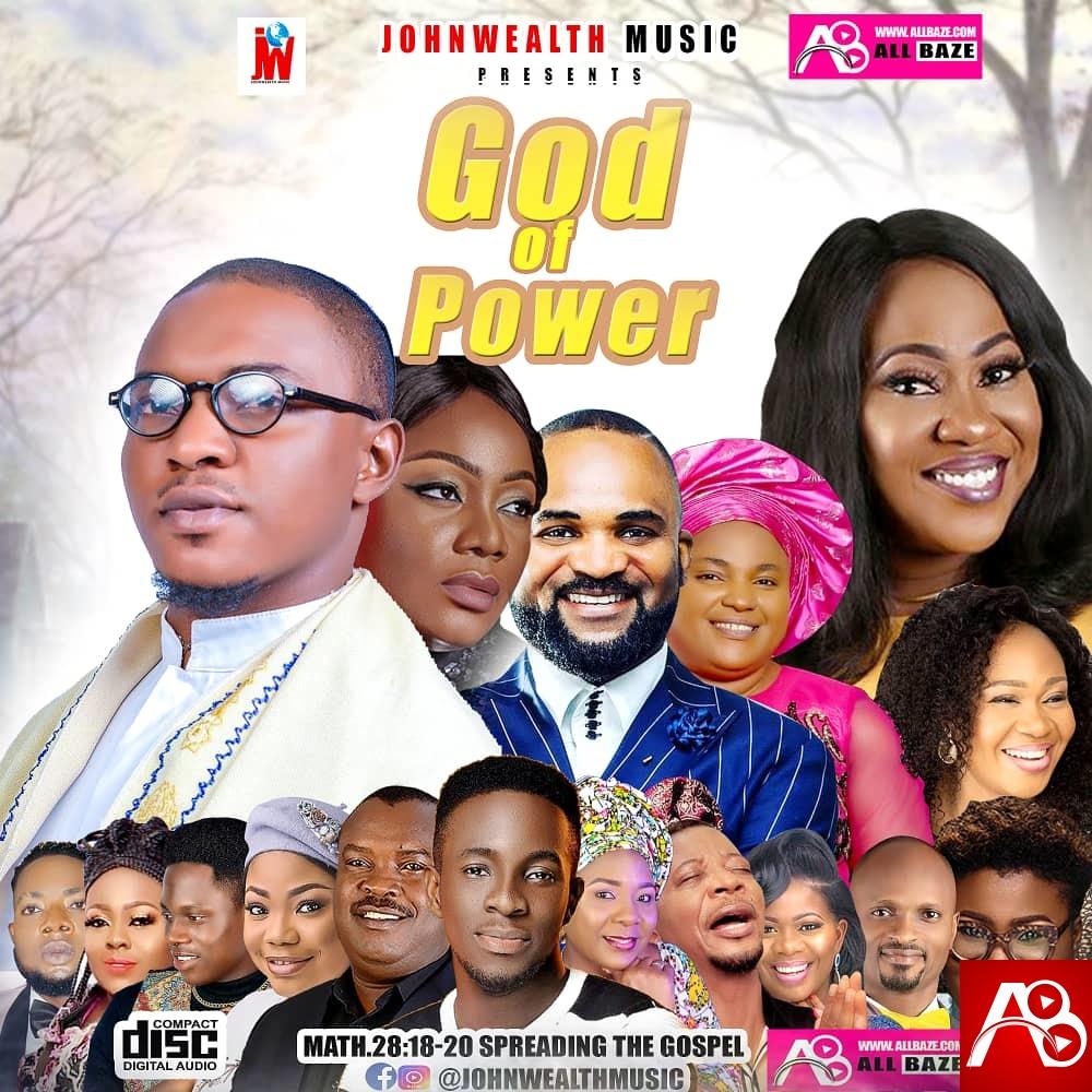 Johnwealth Music - Power Of God [Morning Gospel Worship Songs]