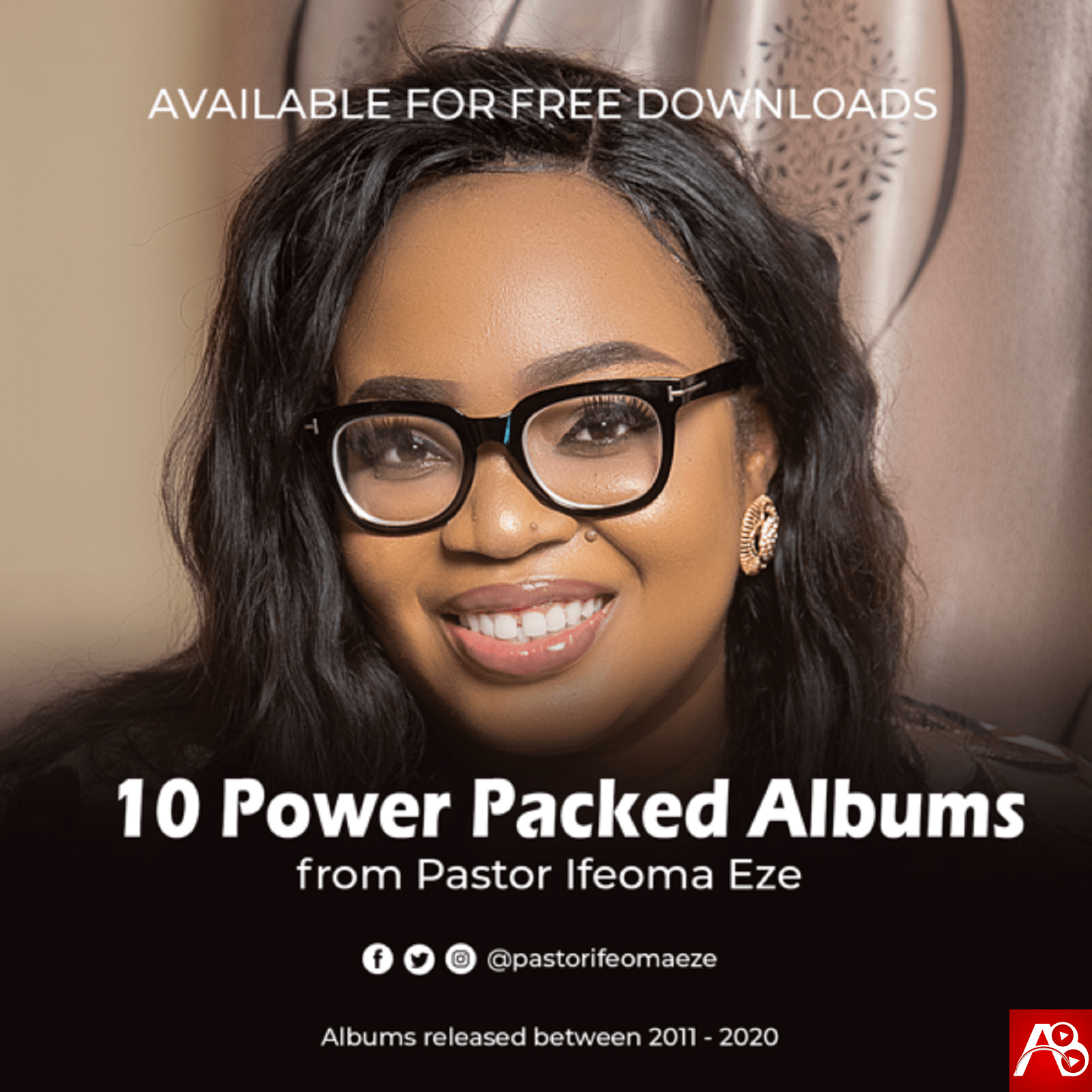10 Power Packed Albums from Pastor Ifeoma Eze