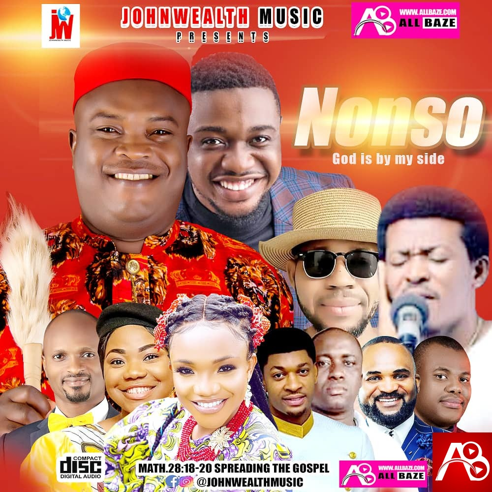 Johnwealth Music - Nonso Gospel Mixtape