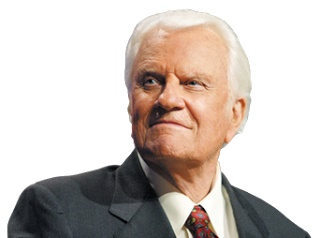 BILLY GRAHAM DEVOTIONAL 9 MARCH 2021 – THE REAL YOU