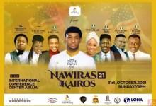 NAWIRAS KAIROS 2021 With Steve Crown