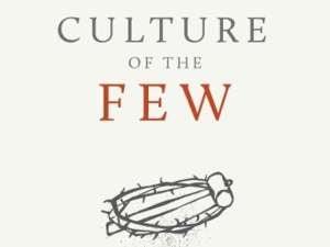Culture of the Few - Brad McKoy - book review. This book is a soft, encouraging voice that instills quiet confidence. It isn't in your face, but it still makes you want to change your life and maybe your world.