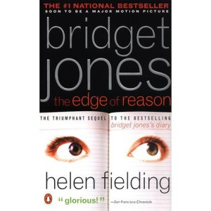 Fielding's book The Edge of Reason definitely got a reaction from me as a reader - and not necessarily a positive one. This book makes an impression.
