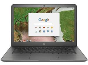 HP Touchscreen Chromebook Laptop