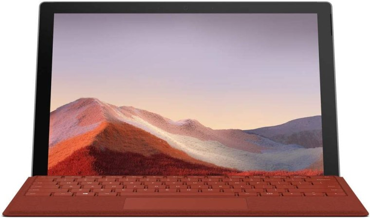 Microsoft Surface Pro 7 Red
