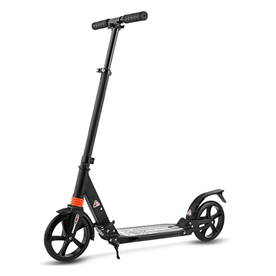 Angotrade Kids Adult Scooter with 200mm Wheels full