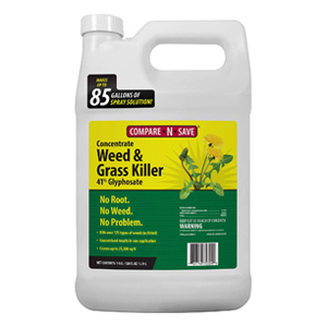 Compare-N-Save Concentrate Grass and Weed Killer 300