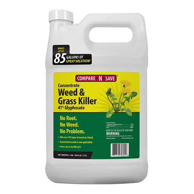 Compare-N-Save Concentrate Grass and Weed Killer full