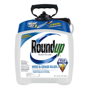 Roundup Ready-To-Use Weed & Grass Killer III 300