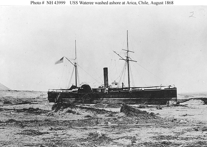 1868 Arica earthquake