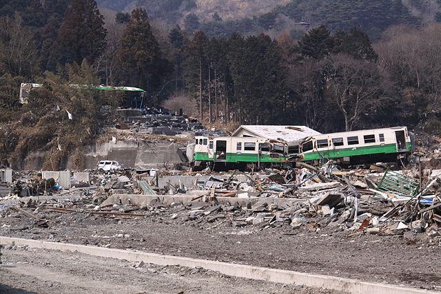 2011 Tohoku earthquake and also tsunami