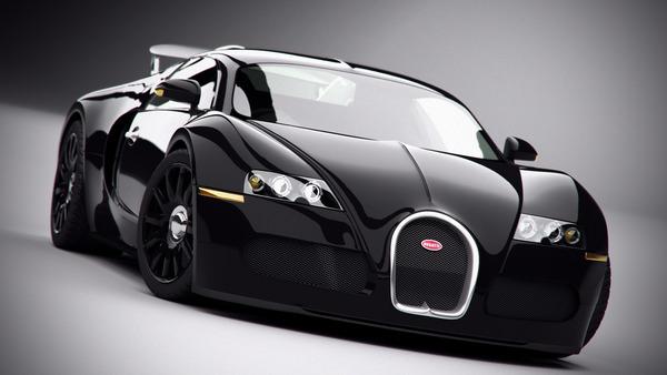 Bugatti Veyron The Fastest Cars