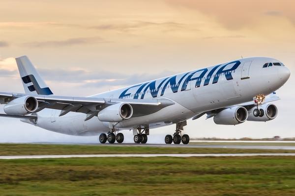 Finnair Safest Airline Companies