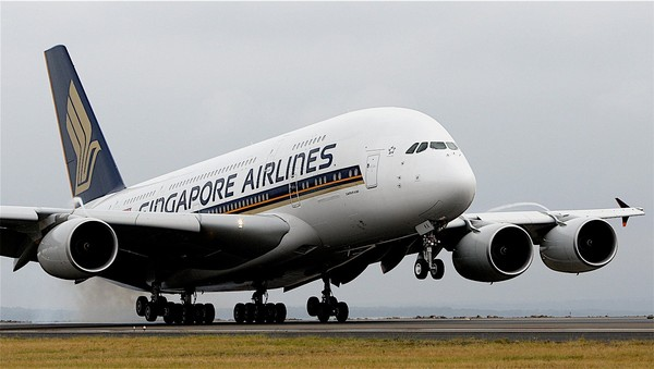 Singapore Airlines Safest Airline Companies