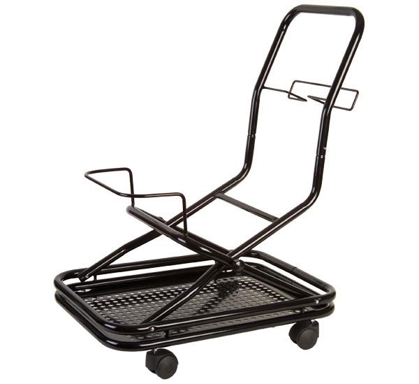 SALE on Vapor Clean 4 Wheel Transport Roller Trolley For