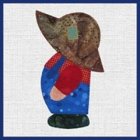 AccuQuilt MBME55062 GO Overall Sam Embroidery Designs CD ...