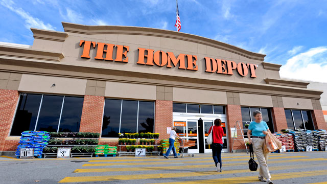 HOME DEPOT HOURS  What time does Home Depot CloseOpen