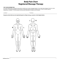 Wound Assessment Diagram Simple 3d Origami Full Body Template Topsimages
